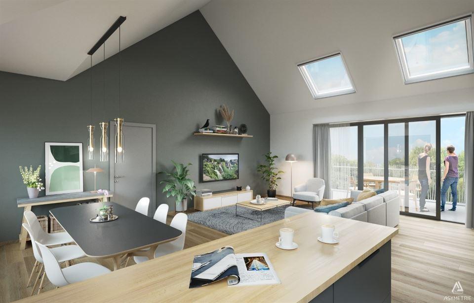 Appartement à PERWEZ (2 chambres)
