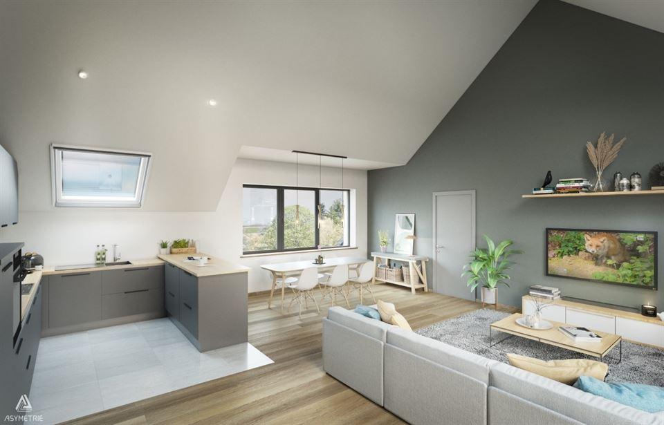 Appartement à PERWEZ (1 chambre)